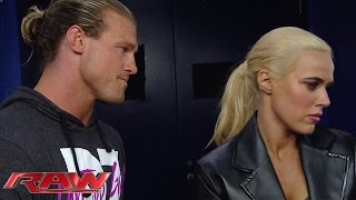 Summer Rae's shower surprise puts Dolph Ziggler in hot water: Raw, Aug. 31, 2015