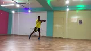 Choosa choosa song from Dhruva!!Dance by Nithesh Gupta