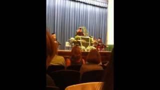 Michael John Teachworth Tulane MBA Grad Speech.  Part 1 of 2