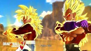 TRUE SAIYAN GOGETA FUSION | Dragon Ball Xenoverse [Episode 45]