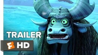 Kung Fu Panda 3 TRAILER 3 (2016) - Dustin Hoffman, Jack Black Animated Movie HD