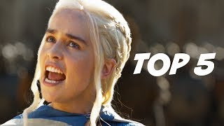 Game Of Thrones Season 4 Episode 3 - Top 5 WTF Moments