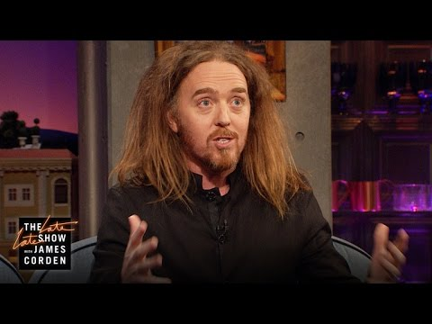 Tim Minchin Has a Very Personal Connection to Cats