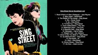 Sing Street Movie Soundtrack List