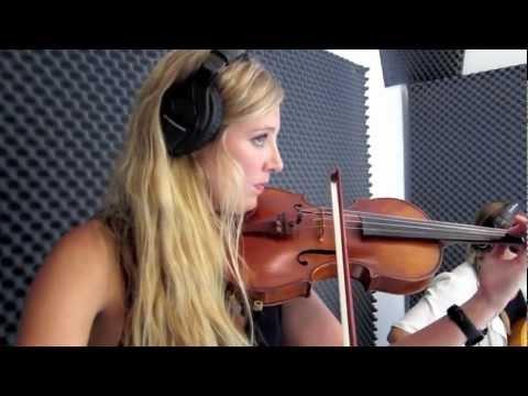 David Guetta - Turn Me On ft Nicki Minaj & Titanium ft Sia - Aston - Classical Cover @astonband