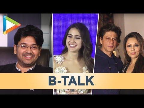 Xxx Mp4 B Talk Featuring Shah Rukh Khan Gauri Milap Zaveri On Sex Comedies Sara Ali Khan 3gp Sex
