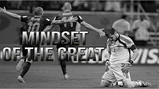 MINDSET OF THE GREAT - Goalkeeper Motivation