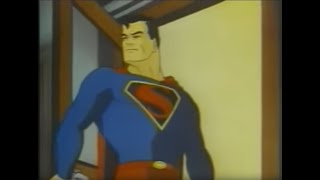 Superman Original Animated Movie 1941-1943