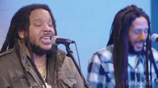 Stephen Marley, Julian Marley and Damian Marley Billboard Live Session - March 2018