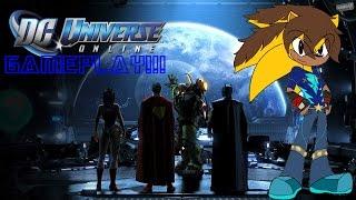 STARRO ATTACKS! - ::DC Universe Online GAMEPLAY!!::