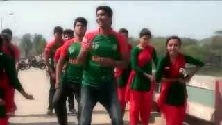 Cholo Bangladesh ICC World Cup Theme Song video Sonagazi,Feni.