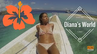 Diana's world - Isola di Flores Indonesia