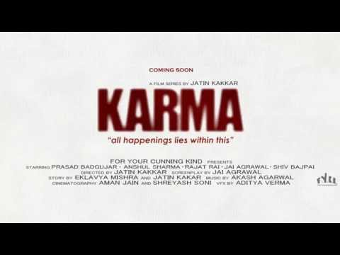 Xxx Mp4 KARMA Short Film 2016 Motion Poster 3gp Sex