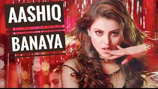 Aashiq Banaya ( Remix) | Hate Story 4 | Urvashi Rautela
