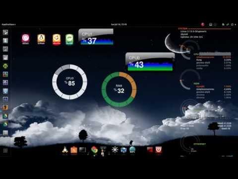 Ubuntu: полная установка эффекты compiz