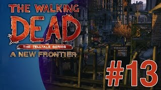The Walking Dead: A New Frontier #13 - Escape