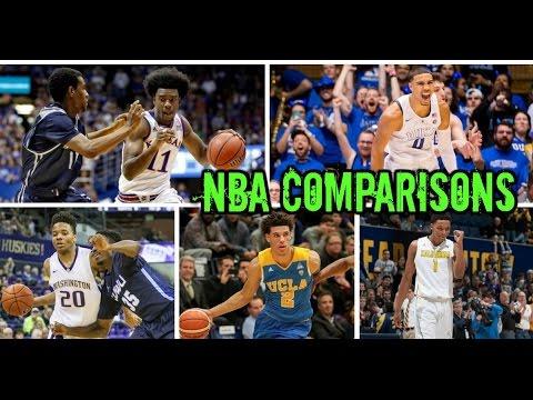 watch 2017 NBA Draft Class: NBA Comparisons