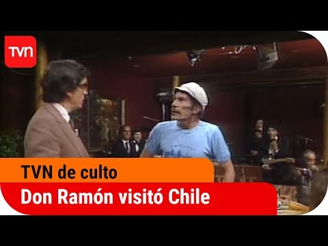 Entrevista a Don Ramón del Chavo del 8 Vamos a ver TVN Chile