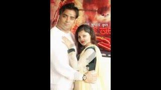 Akash Singh Yadav on The Muhurat of Ravi Bhushan 's Tere Jaisa Yar Kahan