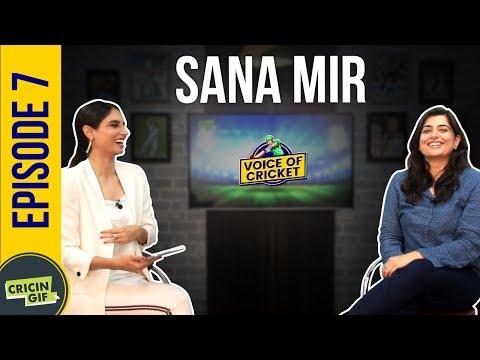 Xxx Mp4 Sana Mir In Conversation With Zainab Abbas Voice Of Cricket Episode 7 3gp Sex