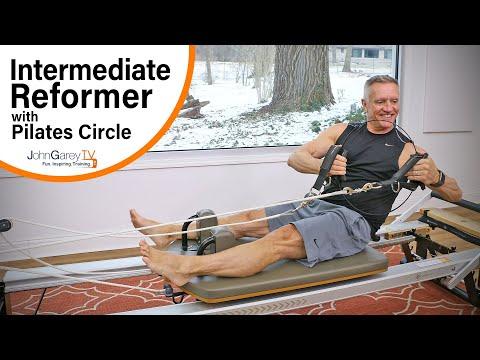 Xxx Mp4 Intermediate Pilates Reformer With Fitness Circle 3gp Sex
