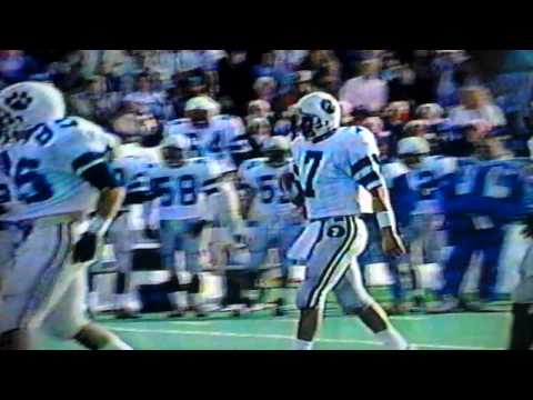 Berwick Bulldogs vs. Blackhawk Cougars 1992 PA State Championship HS Football Game