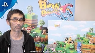 Birthdays the Beginning - Create: Part 1 - Gameplay and Developer Interview | PS4