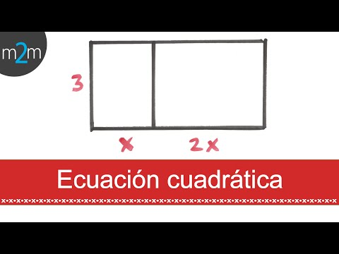 Ecuaciones cuadráticas │ problema 1