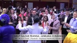GRUP NAZAR  FRANSA-OYUN HAVALARI