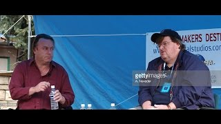 Christopher Hitchens on Michael Moore