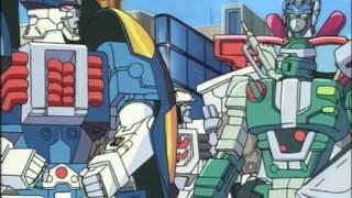 Transformers Robots In Disguise Episodio 18 La Prueba
