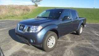 2016 Nissan Frontier SV Pickup Truck | Full Rental Car Review and Test Drive