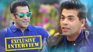 """I Am Really EXCITED To Work With Salman Khan"": Karan Johar 