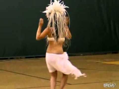 chica mexicana baila mejor que shakira