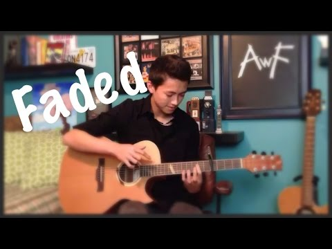 Alan Walker - Faded - Cover (Fingerstyle Guitar)