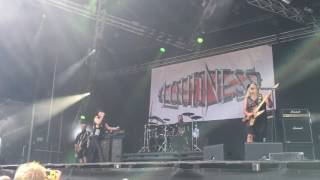 Loudness - Full Intro + Crazy Nights (Live in Sweden Rock Festival 2016)