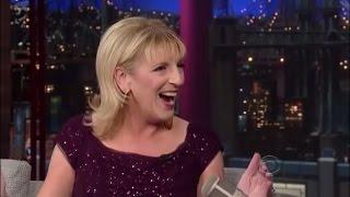 Lisa Lampanelli - Letterman - 2012 11 15