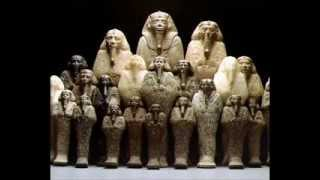 Ancient Black Egyptian Statues Mutilated and REmade