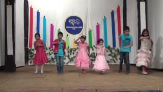 Yesuvin Omana Paithalanu nee | Dance Performane |