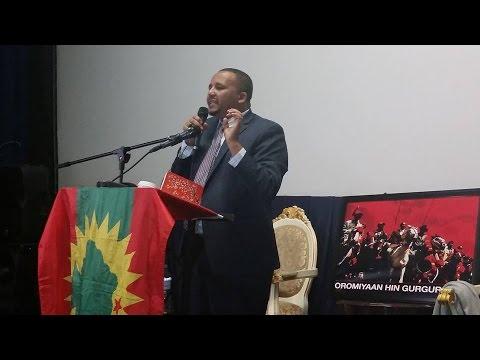 Xxx Mp4 Ethiopia Speech By Jawar Mohammed At OMN Fundraiser In Atlanta January 9 2016 3gp Sex