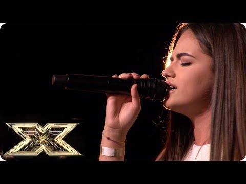 Xxx Mp4 Gaia Cauchi Has The X Factor Auditions Week 4 The X Factor UK 2018 3gp Sex