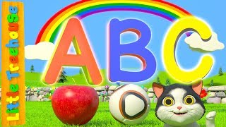 The Phonics Song | Kindergarten Videos For Kids | Little Treehouse