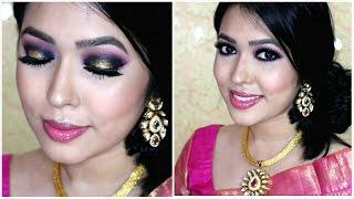 Bangladeshi/ Indian Wedding Makeup Tutorial