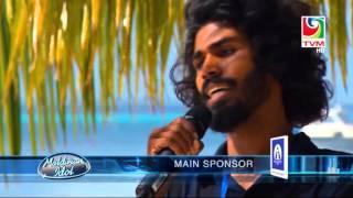 Loabeege Nazarun- Ishaan -Maldivian Idol Theater Round 2