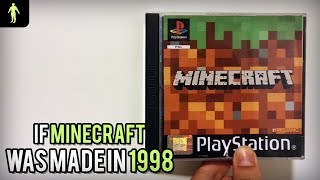 If Minecraft was made in 1998