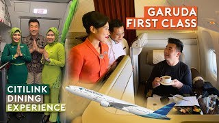 Is Garuda Indonesia First Class Really 5 Star?