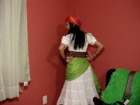 Xxx Mp4 WXw Episode 4 DIY Gypsy Costume 3gp Sex