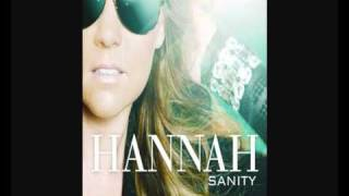 Hannah - Sanity (Radio Edit)