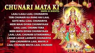 CHUNARI MATA KI DEVI BHAJANS BY ANURADHA PAUDWAL,NARENDRA CHANCHAL,LAKHBIR LAKKHA I AUDIO JUKE BOX