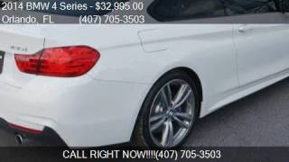 2014 BMW 4 Series 435i 2dr Coupe for sale in Orlando, FL 328